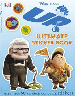 Up! (Ultimate Sticker Books Series)