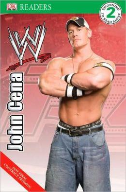WWE John Cena (DK Readers Level 2 Series)