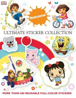 Ultimate Sticker Collection: Nickelodeon