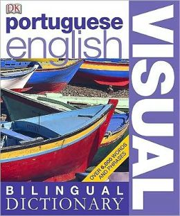 Portuguesea English Visual Bilingual Dictionary