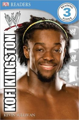 DK Reader Level 3 WWE: Kofi Kingston