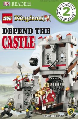 DK Readers L2: LEGO Kingdoms: Defend the Castle