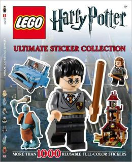 Ultimate Sticker Collection: LEGO Harry Potter