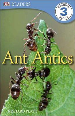 DK Readers L3: Ant Antics