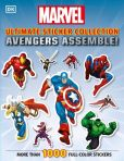 Book Cover Image. Title: Marvel Avengers Assemble! Ultimate Sticker Collection, Author: Simon Beecroft