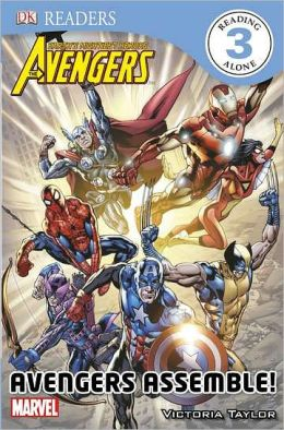 Marvel Avengers Assemble! (DK Readers Level 3 Series)