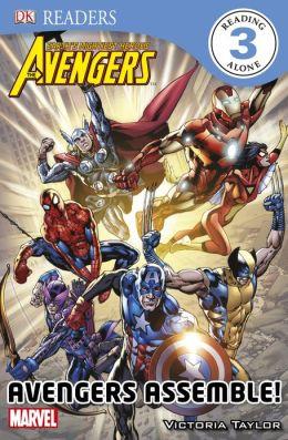 Marvel Avengers Assemble! (DK Readers Level 3 Series)