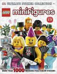 Book Cover Image. Title: Ultimate Sticker Collection:  LEGO Minifigures (Series 1-7), Author: Dorling Kindersley Publishing Staff