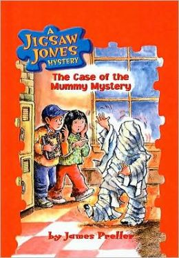 The Case of the Mummy Mystery (Jigsaw Jones Series #6)