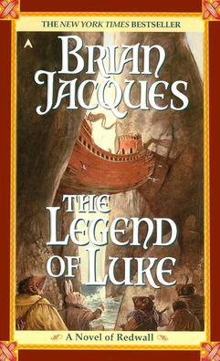 The Legend of Luke (Redwall Series #12)