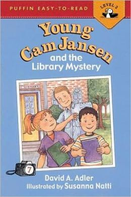 Young Cam Jansen and the Library Mystery (Young Cam Jansen Series #7)