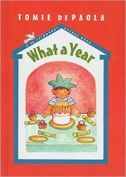What a Year (26 Fairmount Avenue Series #4)