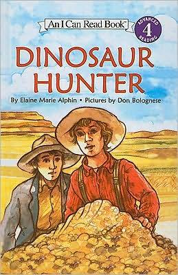 Dinosaur Hunter (I Can Read Book 4 Series)