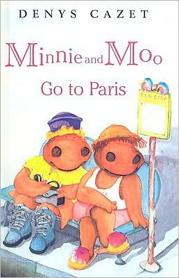 Minnie and Moo Go to Paris (Minnie and Moo Series)