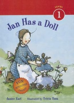 Jan Has a Doll