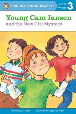 Young Cam Jansen and the New Girl Mystery (Young Cam Jansen Series #10)