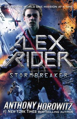 stormbreaker by anthony horowitz characters Anthony horowitz (anthonyhorowitzcom) is a world-renowned screenwriter for film and television, having received multiple awards and he is, of course, the author of the #1 new york times bestselling alex rider novels, which have become bestsellers the world over, spawned a major motion picture, and a line of graphic novels.