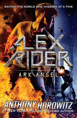 alex rider ark angel pdf