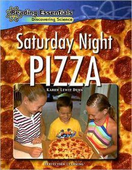 Saturday Night Pizza