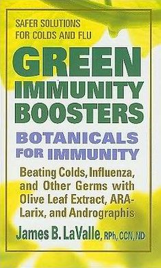 Green Immunity Boosters: Bontanicals for Immunity