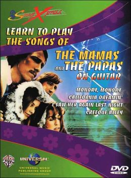 SongXpress Play Their Songs Now! The Mamas and the Papas: DVD