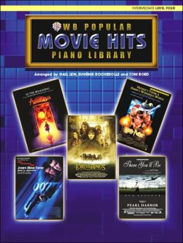 Popular Piano Library Movie Hits: Level 4