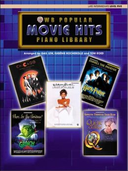 Popular Piano Library Movie Hits: Level 5