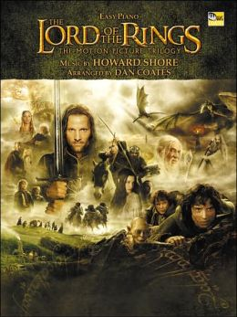 The Lord of the Rings for Easy Piano: Easy Piano Solos