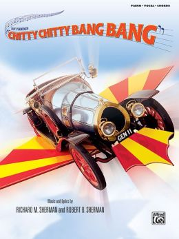 Chitty Chitty Bang Bang (Selections): Piano/Vocal/Chords
