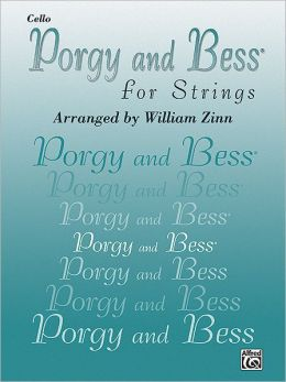 Porgy and Bess for Strings: Cello