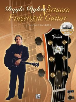 Acoustic Masters: Doyle Dykes Virtuoso Fingerstyle Guitar, Book & CD