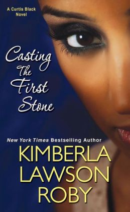 Casting the First Stone (Reverend Curtis Black Series #1)