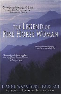 The Legend of Fire Horse Women