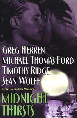 Midnight Thirsts: Erotic Tales: Erotic Tales of the Vampire