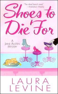 Shoes to Die For (Jaine Austen Series #4)