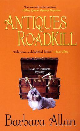 Antiques Roadkill (Trash 'n' Treasures Series #1)