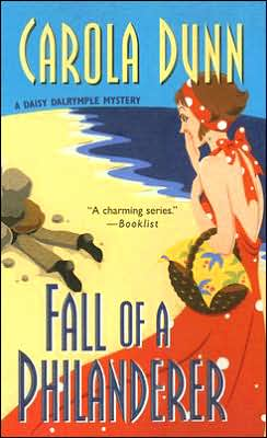Fall of a Philanderer (Daisy Dalrymple Series #14)