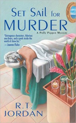 Set Sail for Murder (Polly Pepper Mystery Series #4)