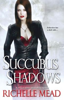 Succubus Shadows (Georgina Kincaid Series #5)