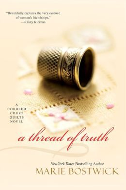 A Thread of Truth (Cobbled Quilt Series #2)