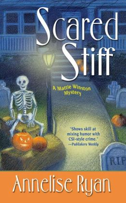 Scared Stiff (Mattie Winston Series #2)