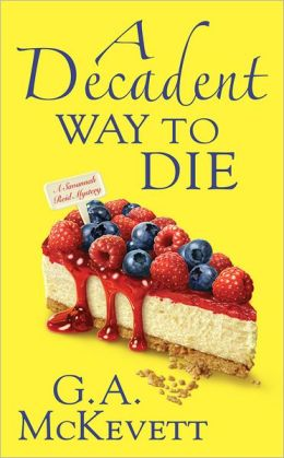 A Decadent Way to Die (Savannah Reid Series #16)