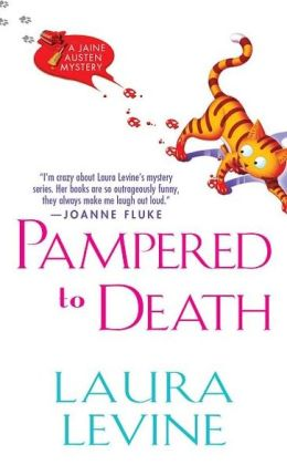 Pampered to Death (Jaine Austen Series #10)