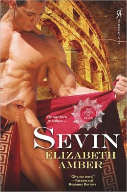 Sevin (Lords of Satyr Series #7)