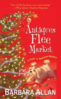Antiques Flee Market (Trash 'n' Treasures Series #3)