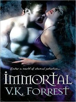 Immortal (Clare Point Series #3)