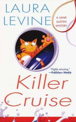 Killer Cruise (Jaine Austen Series #8)