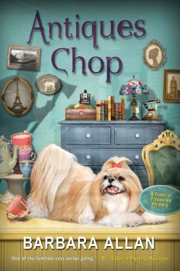 Antiques Chop (Trash 'n' Treasures Series #7)