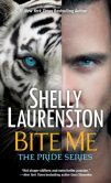 Book Cover Image. Title: Bite Me, Author: Shelly Laurenston