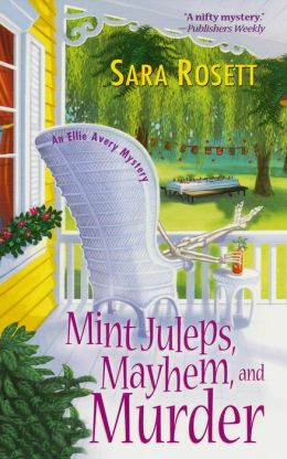 Mint Juleps, Mayhem, and Murder (Mom Zone Series #5)
